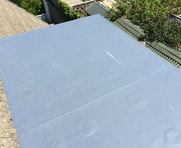 Domestic South Wales Single Ply Roofing